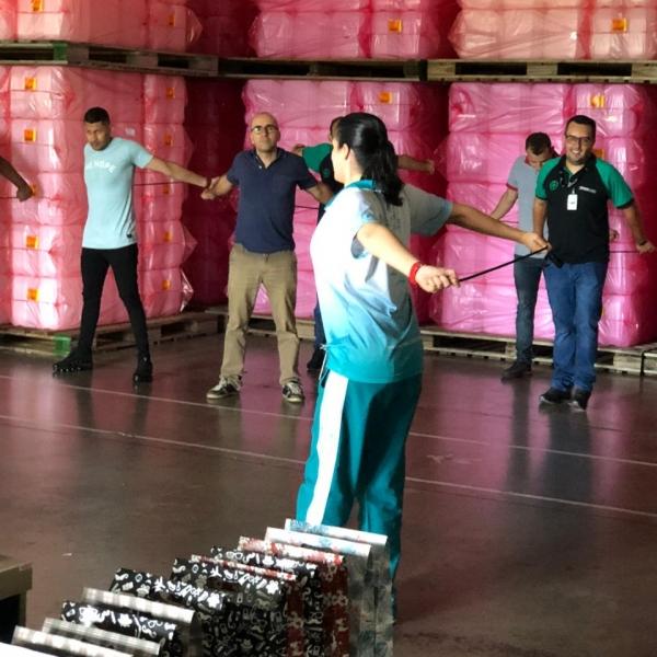 SIPAT – 2020 / Mindfulness e Ginástica Laboral Motivacional