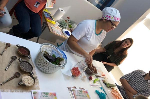 Vida em Equilíbrio - Orientação Nutricional