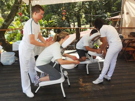 Quick Massage - Principal